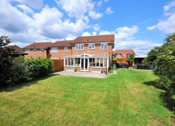 Thumbnail 4 bedroom detached house for sale in Veals Mead, Mitcham