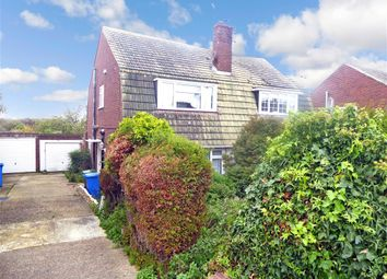 Thumbnail 3 bed semi-detached house for sale in Southsea Avenue, Minster On Sea, Sheerness, Kent