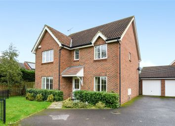 Thumbnail 5 bedroom detached house to rent in Jersey Drive, Winnersh, Wokingham, Berkshire