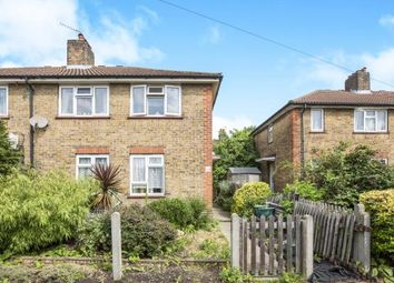 Thumbnail 3 bed semi-detached house for sale in Plaistow, London, England
