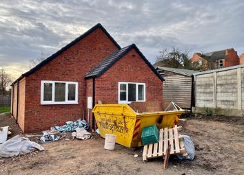 Thumbnail 3 bed bungalow for sale in Albert Ave, Sileby