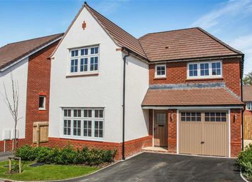 Thumbnail 4 bed detached house for sale in Grant Court, Bideford