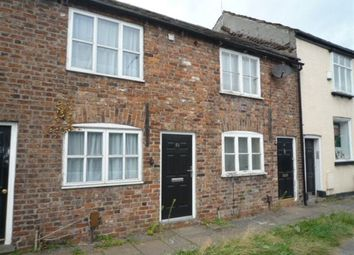 Thumbnail 2 bed terraced house to rent in Mill Lane, Macclesfield
