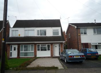 Thumbnail 3 bedroom semi-detached house to rent in Alford Close, Beeston