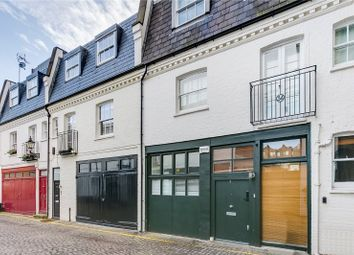 Thumbnail 3 bed mews house for sale in Queen's Gate Place Mews, South Kensington, London