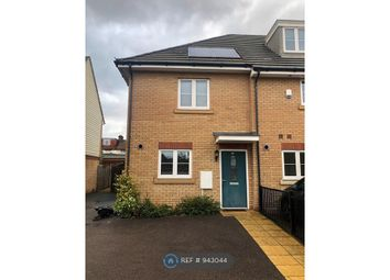 Thumbnail 2 bed end terrace house to rent in Champness, Barking