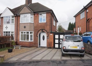 Thumbnail 3 bed semi-detached house for sale in Starwood Road, Lightwood, Stoke-On-Trent