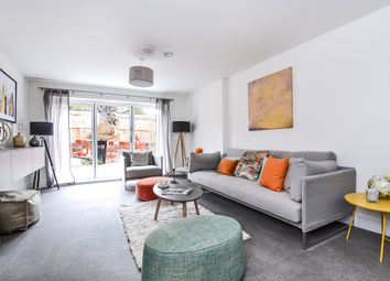 Thumbnail 1 bedroom flat for sale in Villiers Court, Cheam Road, Ewell