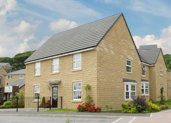 "Thumbnail 4 bedroom detached house for sale in ""Cornell"" at Heathfield Lane, Birkenshaw, Bradford"