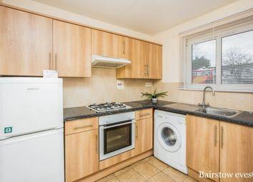 Thumbnail 1 bed flat to rent in Bateman Close, Barking