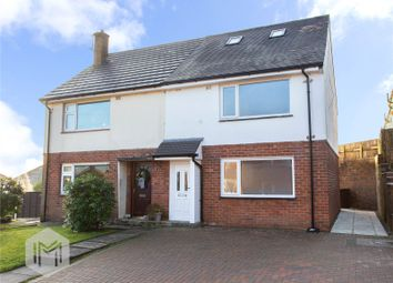 3 bed semi-detached house for sale in Hillside Road, Ramsbottom, Bury BL0