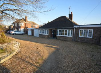 Thumbnail 4 bedroom bungalow to rent in Coates Road, Whittlesey, Peterborough