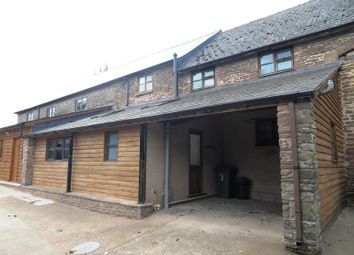 Thumbnail 2 bed semi-detached house to rent in Llangrove, Ross-On-Wye