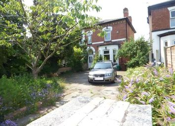 Thumbnail 4 bed semi-detached house for sale in Cross Street, Southport, Merseyside, England