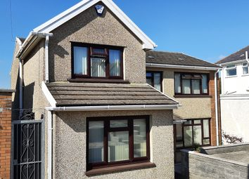Thumbnail 5 bed detached house for sale in Hawthorn Avenue, Cimla, Neath