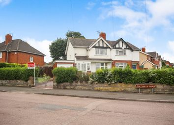 Thumbnail 3 bedroom semi-detached house for sale in Goldsmith Road, Walsall