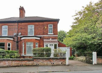 Thumbnail 5 bed semi-detached house for sale in Guest Road, Prestwich, Manchester