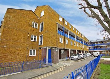 Thumbnail 2 bed flat to rent in Burbage Close, London