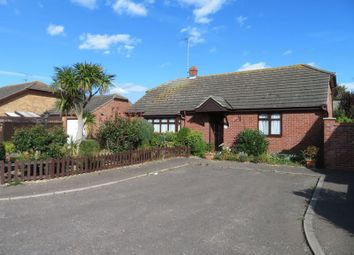 Thumbnail 2 bed detached bungalow for sale in Hogarth Close, West Mersea, Colchester