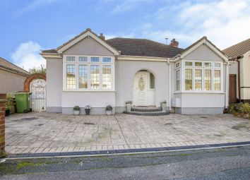 Thumbnail 2 bedroom detached bungalow for sale in Cranham Road, Hornchurch