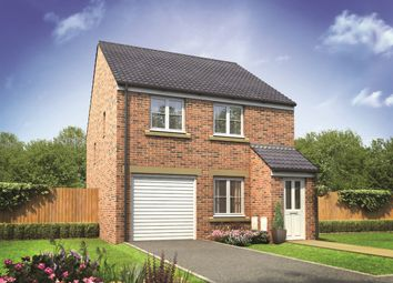 "Thumbnail 3 bed detached house for sale in ""The Chatsworth "" at Cross Lane, Sacriston, Durham"