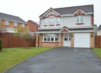 Thumbnail 4 bedroom detached house for sale in Gilchrist Way, Wishaw
