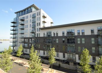Thumbnail 2 bed flat for sale in Darbyshire House, Clovelly Place, Greenhithe, Kent