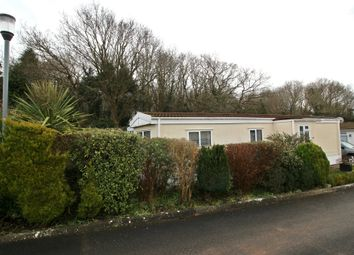 Thumbnail 2 bed mobile/park home for sale in Hamble Park, Fleet End Road, Warsash, Southampton