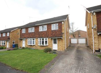 Thumbnail 3 bed semi-detached house for sale in Burlsdon Way, Bracknell