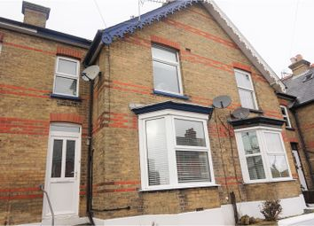 Thumbnail 2 bed terraced house for sale in Tennyson Road, Cowes