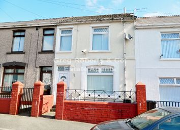 Thumbnail 3 bed terraced house for sale in Glanhowy Street, Scwrfa, Tredegar