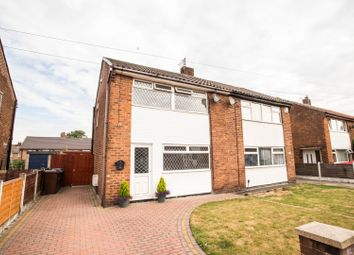 Thumbnail 3 bed semi-detached house for sale in Gilda Road, Worsley