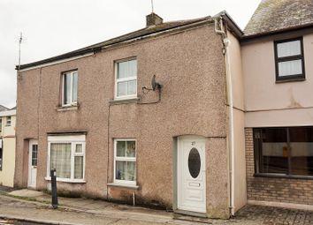 Thumbnail 2 bedroom cottage for sale in Castle Street, Liskeard