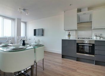 Thumbnail 1 bed flat for sale in Bartholomew Court, High Street, Waltham Cross, Hertfordshire