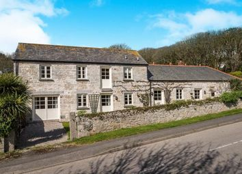 Thumbnail 4 bedroom barn conversion for sale in Praa Sands, Penzance, Cornwall