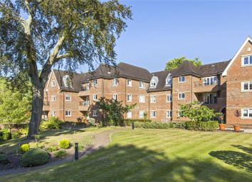 Thumbnail 3 bedroom flat for sale in Churchfields Avenue, Weybridge, Surrey