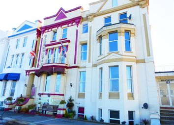 Thumbnail 1 bed flat to rent in Esplanade Road, Paignton