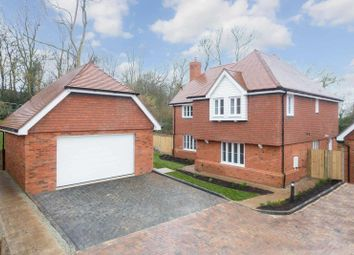 Thumbnail 5 bed detached house for sale in Downs View Way, Chartham, Canterbury