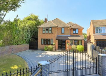 Thumbnail 4 bedroom detached house for sale in Tippendell Lane, Park Street, St. Albans