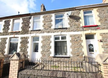 Thumbnail 3 bed terraced house for sale in Wingfield Crescent, Llanbradach, Caerphilly