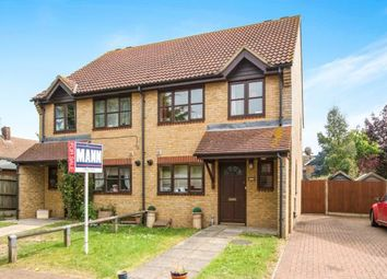 Thumbnail 3 bed semi-detached house for sale in Elford Road, Cliffe, Rochester, Kent
