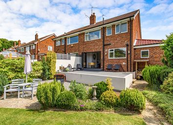 Thumbnail 3 bed semi-detached house for sale in Teesdale Avenue, Darlington