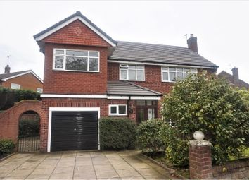 Thumbnail 5 bed detached house for sale in Forest Grove, Prescot