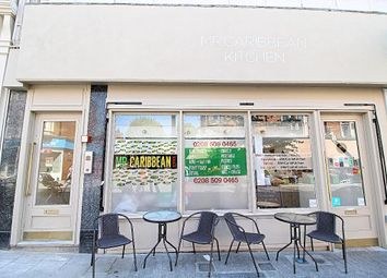 Thumbnail Leisure/hospitality to let in High Street, Walthamstow, London