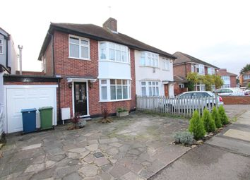 Thumbnail 3 bed semi-detached house to rent in Buckingham Gardens, Edgware