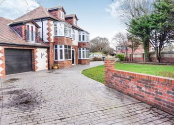 Thumbnail 5 bed detached house for sale in Warwick Road, Redcar