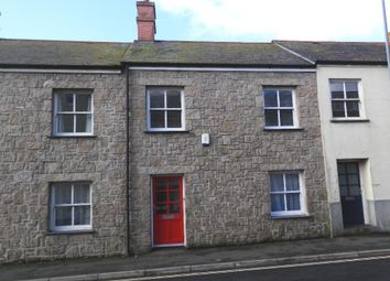 Thumbnail 3 bed terraced house to rent in St Clare Street, Penzance