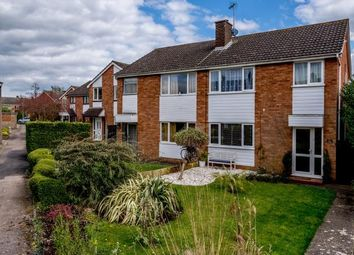 Thumbnail 3 bed semi-detached house for sale in Aviary Walk, Bedford, Bedfordshire, .