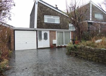 Thumbnail 3 bed link-detached house for sale in Constable Drive, Marple Bridge, Stockport