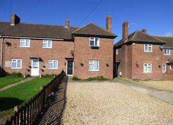 Thumbnail 3 bed end terrace house for sale in Marston, Beds